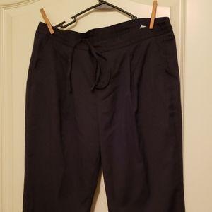 Banana republic navy blue pant